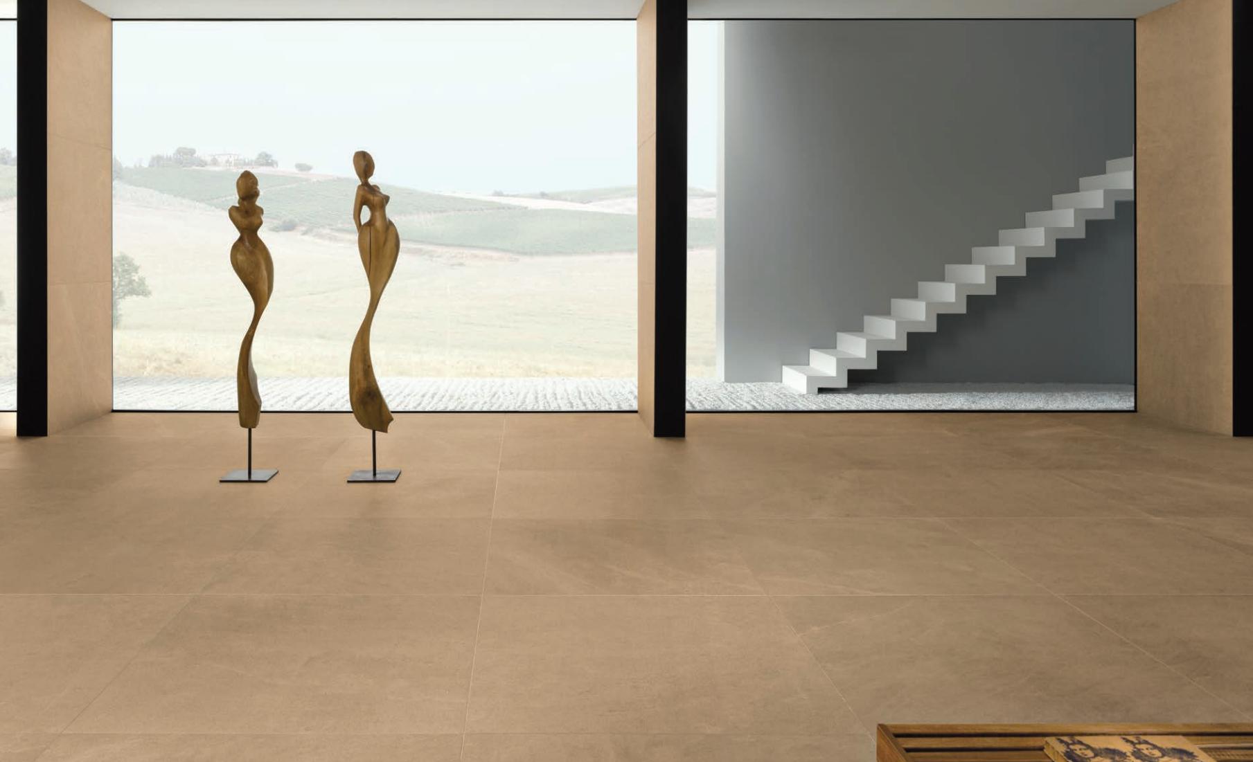 Cotto D'Este & Kerlite: Beide Produkte schaffen neue innenarchitektonische Gestaltungsmöglichkeiten.