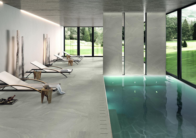 Fliesen und Feinsteinzeug für Pool und Schwimmbad kaufen - günstig und direkt von führenden italienischen Herstellern.