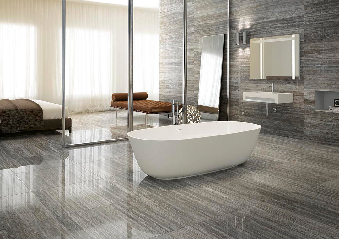Fliesen und Feinsteinzeug für das Bad kaufen - günstig und direkt von führenden Herstellern.