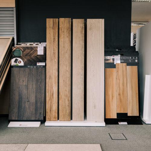 Fließen Hartlmaier Fließen in Holzoptik für die Küche 1