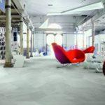 Mosaik als Designelement im Wohnzimmer