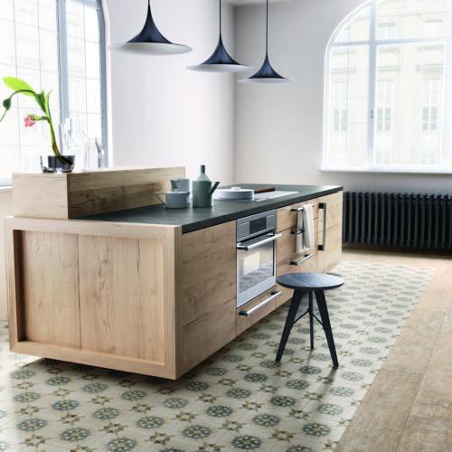 Fliesen Hartlmaier Küche Patchwork Classic
