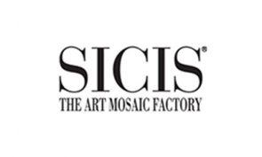Fliesen und Feinsteinzeug des Herstellers Sicis Logo